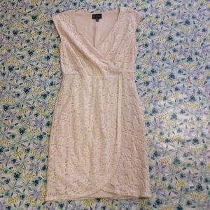 AUW Lace Dress Women